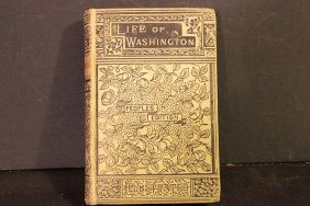 The Life Of George Washington 1892 Good Condition 207