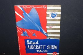 Super Condition National Aircraft Show Dayton Ohio 1953