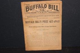Weekly Publication Of Buffalo Bill No Cover Good