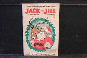Jack And Jill December 1956 Near Mint Condition