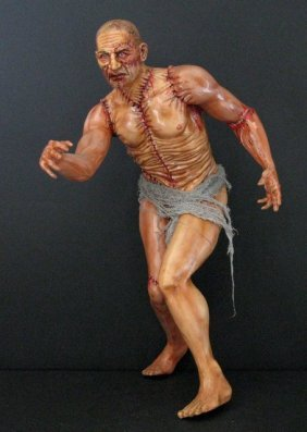 Mary Shelley's Frankenstein - Pro Painted Model Figure