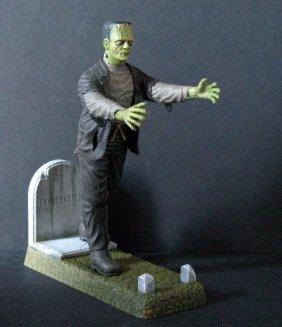 Frankenstein - Vintage Aurora Classic Monster Kit -