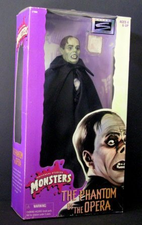 "Phantom Of The Opera 12"" Figure - Kenner Toys, 1998 -"