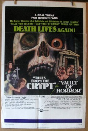 Tales Form The Crypt & Vault Of Horror - Double Bill