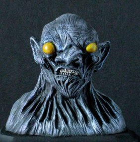 C.h.u.d. - Painted Resin Bust - Independently Produced