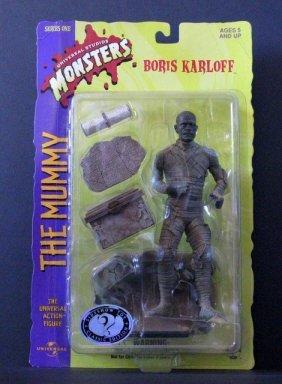"The Mummy - Im-ho-tep - 8"" Action Figure - Sideshow"