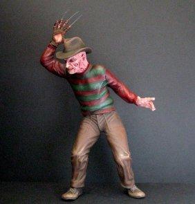 Freddy Krueger - Nightmare On Elm Street - Pro Painted