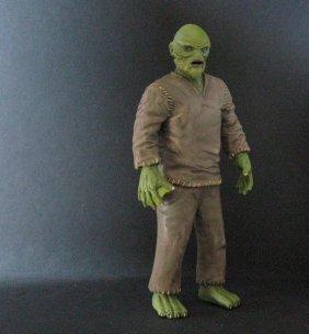 Creature Walks Among Us - Rare Painted Model Figure -