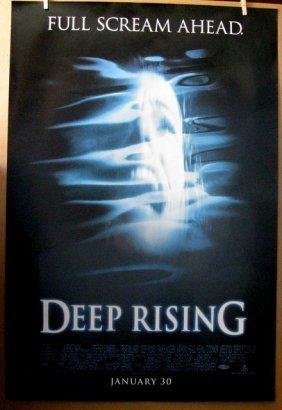 "Deep Rising - 1998 - One Sheet Movie Poster - 27""x 40"""