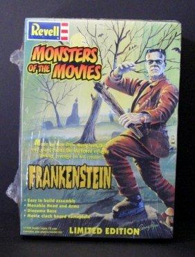 Frankenstein Model Kit - Monsters Of The Movies -