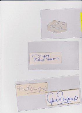 James Gleason 1882-1959 Autograph Signature America