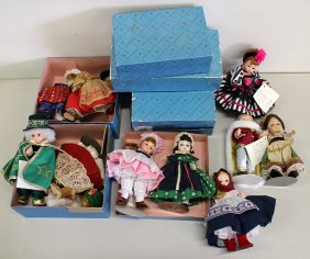 Madame Alexander Doll Collection & More