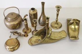 Vintage Brassware