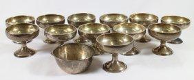 Sterling Silver Glasses & Bowl