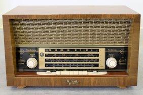 Rca Victor Tube Radio Model 9 Int-1