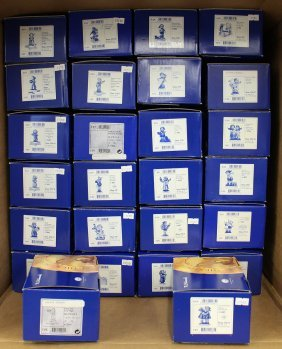 (26) Hummel Figurines W/ Boxes