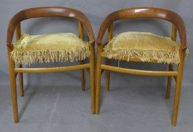 Pair Danish Modern Chair, Sibast Mobler