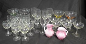 Large Collection Of Glassware