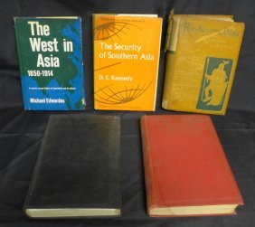 Books On The Military In Asia