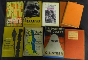 Books On Military Africa