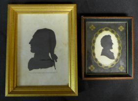 American Presidents, Silhouettes Portraits