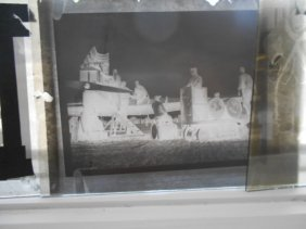 Early 20th C Glass Negatives, Over 90 Pcs.