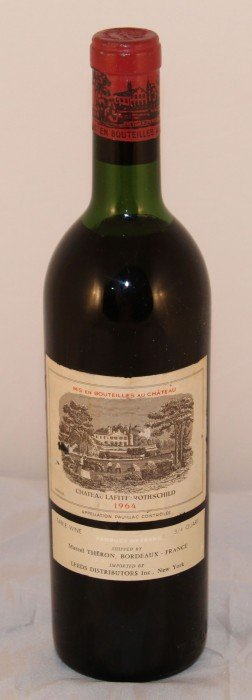 Vintage  Wine, 1964 750ml Chateau Lafite Rothschild