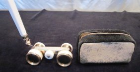 Mother Of Pearl Vintage Opera Glasses
