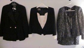 Lot Of 3 Escada Couture