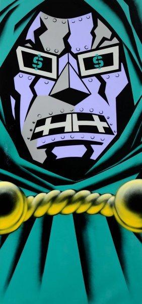 SEEN (born In 1961) Dr. Doom, 1996