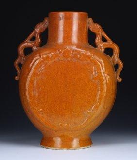 Two (2) Chinese Porcelain Vase & Buddha