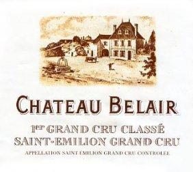 Ch�teau Belair-Monange 1982