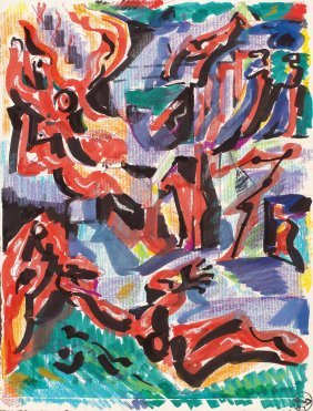 André Masson (french, 1896-1987)