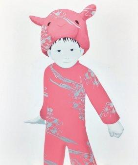 Mayuka Yamamoto (japanese, B. 1969)