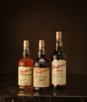 Glenfarclas 1968 Selected By Luc Timmermans