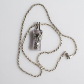 Sterling Necklace & Pendant