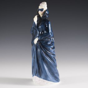 "Royal Doulton FigurineÊ""masque"""