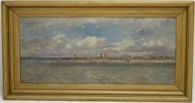 R. Swain Gifford (1840-1905, New Bedford Artist)