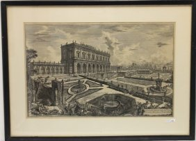 After Giovanni Battista Piranesi (1720 - 1778),