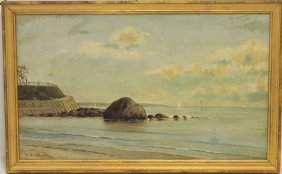 Will T. Robinson (1852-1934), Oil Painting On