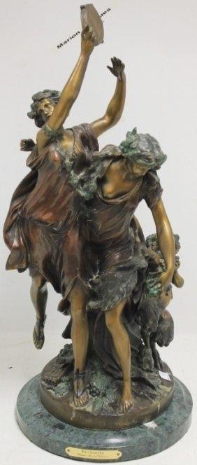 Restruck Bronze After Claude Michel Clodion