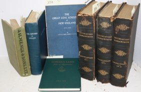 7 Books Related To Southeastern Mass. And