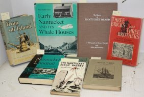 8 Books Related To Nantucket To Include