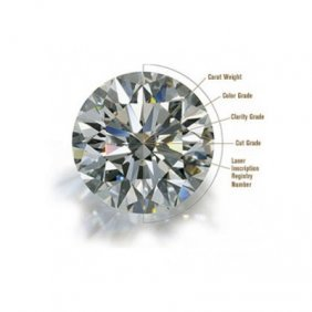 GIA 1.20 Ctw Certified Round Brilliant Diamond K,SI1