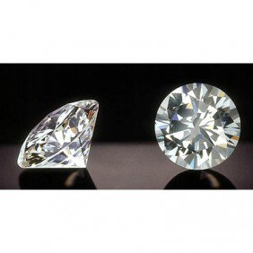CERTIFIED Round 1.0 Carat D,VS1, GIA