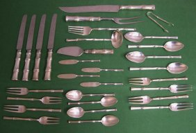 Tiffany & Co. Sterling Silver Flatware Service