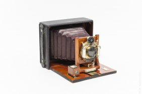 "Wollensak Optical Co. ""the Seroco Camera""."