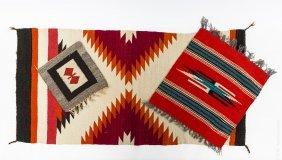 (3) Native American Weavings.