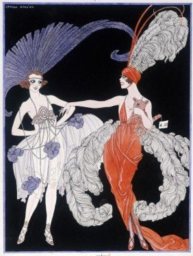 "GEORGES BARBIER""THE PURCHASE"""