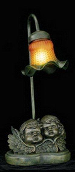 CHERUB (DBL) LAMP